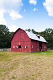 Countryside Landscape with Farm Royalty Free Stock Photos
