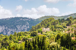 Countryside landscape of Majorca Stock Photos