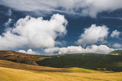 Countryside landscape Royalty Free Stock Photo