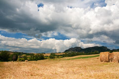 Countryside of le Marche, Italy Royalty Free Stock Photo
