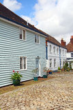 Countryside mews cottages Royalty Free Stock Images
