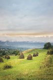 Countryside Mountains Royalty Free Stock Images