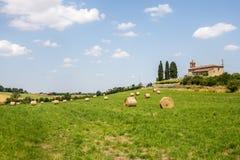 Countryside near Albi (France) Stock Photos