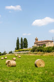 Countryside near Albi (France) Stock Images