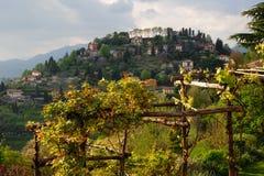 Countryside near Bergamo Royalty Free Stock Image