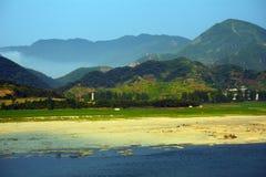 Countryside, North-Korea Royalty Free Stock Photo