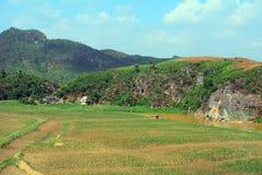 Countryside, North-Korea Royalty Free Stock Photos