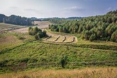 Countryside in Poland Stock Photos