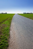 Countryside road - copyspace Royalty Free Stock Photo