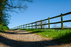 Countryside road Stock Photography