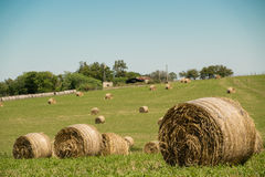 Countryside rolls Royalty Free Stock Photography