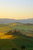 Countryside, San Quirico d`Orcia , Tuscany, royalty free stock images