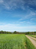 Countryside scene Royalty Free Stock Photography