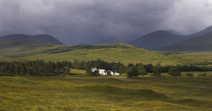 Countryside in Scotland Royalty Free Stock Images