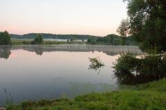 Countryside See Stockbild