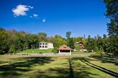 Countryside at Semenic national park Royalty Free Stock Photo