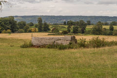 Countryside in Sevenoaks Royalty Free Stock Image