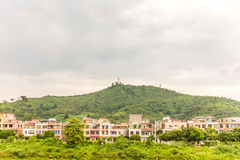 Countryside in southern china Royalty Free Stock Photos