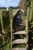 Countryside stile Royalty Free Stock Photo