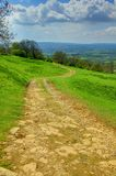 Countryside Trail, The Cotswolds, United Kingdom royalty free stock photo