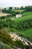 Countryside at Tuscany Stock Photo