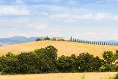 Countryside in Tuscany Stock Photos