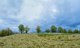 Countryside in Ukraine Royalty Free Stock Photography