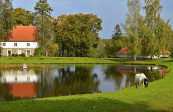 Countryside view, Sigulda , Latvia, Stock Images