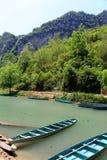 The countryside views in bamei villiage ,yunnan, china Stock Photo