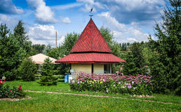 Countryside villa Stock Photography
