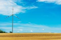 Countryside Wind Turbine Royalty Free Stock Image