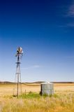 Countryside Windmill Stock Images