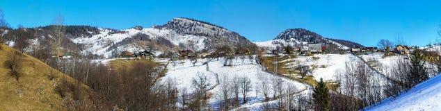 Countrysite στη Ρουμανία Στοκ φωτογραφίες με δικαίωμα ελεύθερης χρήσης