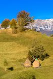 Countrysite em Romênia Imagem de Stock Royalty Free