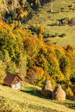 Countrysite in Romania Stock Photography