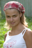 Countrywoman Foto de Stock Royalty Free