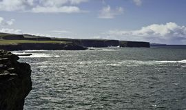 County Clare Coastline 1 Stock Images