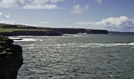County Clare Coastline 1 Stock Images