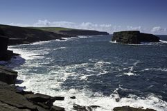 County Clare Coastline 2 Stock Images