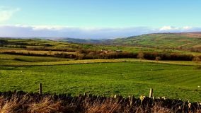 County Durham countryside Royalty Free Stock Image