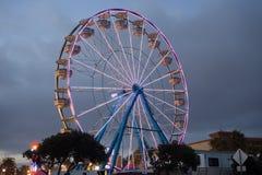 County Fair Ferris Wheel Royalty Free Stock Photo