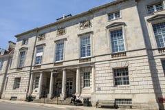 County Hall en Lewes, Sussex del este Imagen de archivo libre de regalías