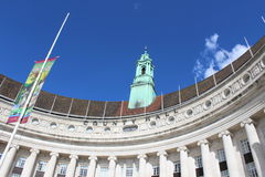 County Hall Londres images stock