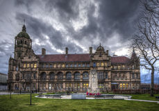 County Hall in Wakefield. Royalty Free Stock Images