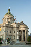 County seat courthouse. Stock Photos