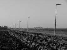 Countyside Fotografie Stock