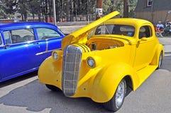 Coupé 1936 di Buick Immagine Stock Libera da Diritti
