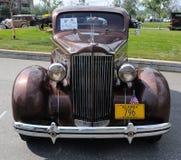 Coupé 1937 d'affaires de Packard 120 Photographie stock libre de droits