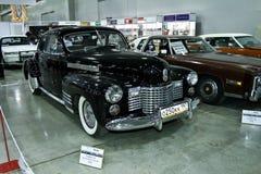 Coupé 1941 di affari del Cadillac Immagini Stock