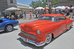 Coupé 1959 della Chevrolet Bel Air Fotografia Stock Libera da Diritti